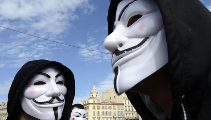 Quem são os Anonymous?